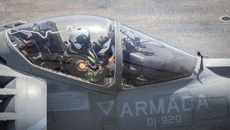 Las imágenes del ejercicio Milex-18 en la Base de Rota