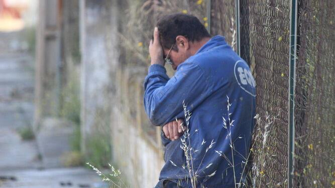 Fallecen dos trabajadores al caerles encima una plancha de metal en el Río San Pedro