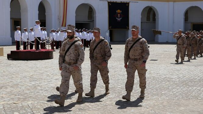 El capitán Manuel Gambero, al frente de la Fuerza Expedicionaria EUTM-Mali XII