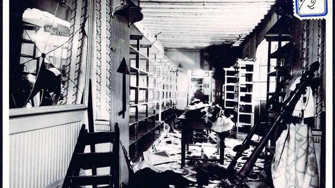 La imágenes ocultas de la tragedia del 36