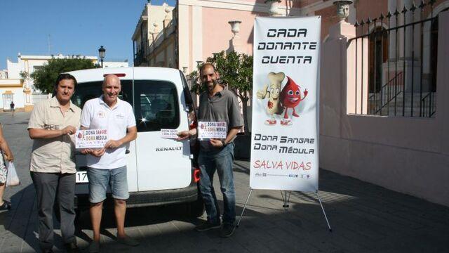 Puerto real los veh culos de la flota municipal invitar n for Gimnasio 360 puerto real