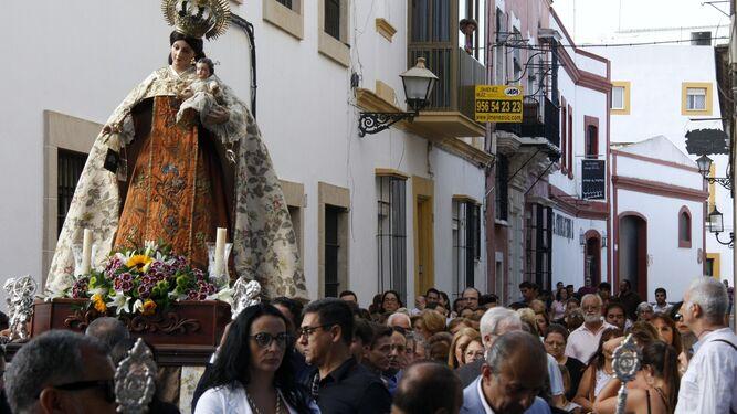 El Puerto La Virgen del Carmen llega a San Marcos para celebrar su ...