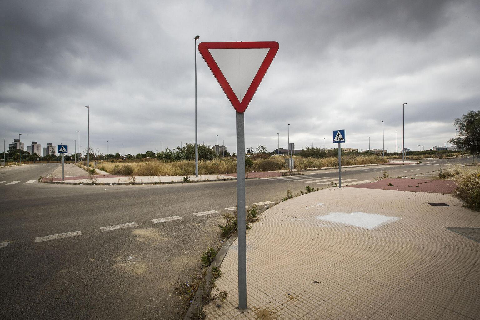 2e774e488 Más de 16.000 metros cuadrados verdes para que La Casería 'respire'