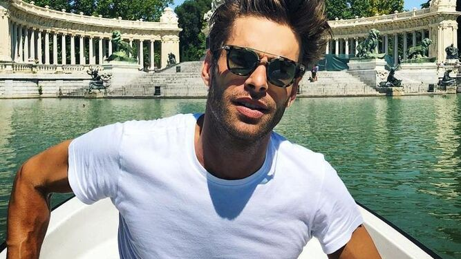 El top model Jon Kortajarena.