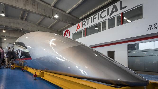 Hyperloop, ciencia y ficción