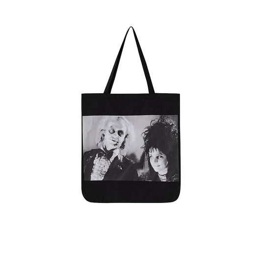 Bolso shopper de 'Beetlejuice', 7,99€