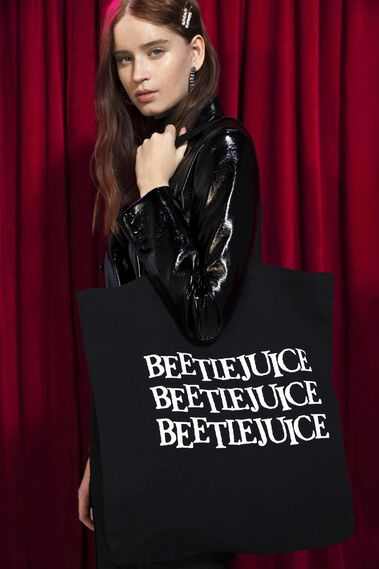 Bolso shopper de Beetlejuice, 7,99€