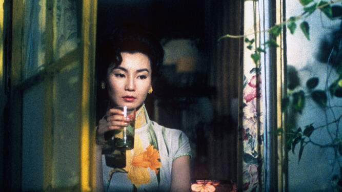 In the mood for love (2000, Wong Kar-wai) en el número 9.