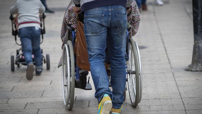 Dependencia cuando el cuidador sufre - La silla de fernando ...
