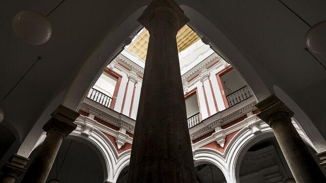 El Palacio de Recaño, que se convertirá en el Museo del Carnaval.