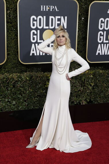 <p>Judith Light, de Christian Siriano.</p>