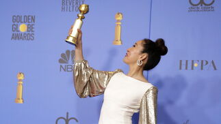 Sandra Oh, de Stella McCartney.