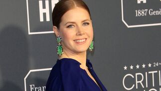 <p>Amy Adams, de Zac Posen.</p>