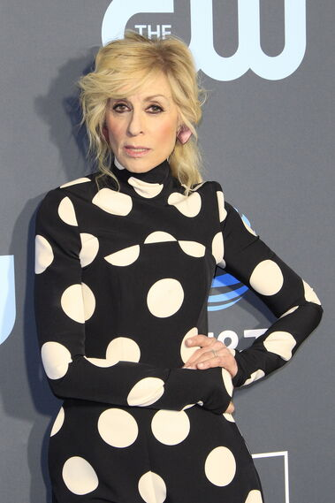 <p>Judith Light, de Christian Siriano</p>