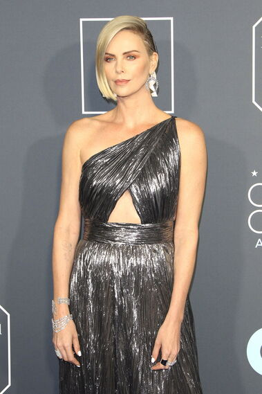 <p>Charlize Theron</p><br>