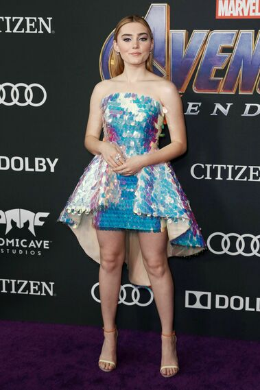 <p>Meg Donnelly</p>