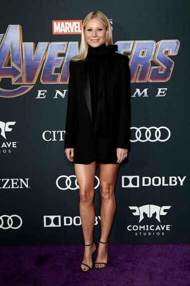 <p>Gwyneth Paltrow, de G. Label</p>