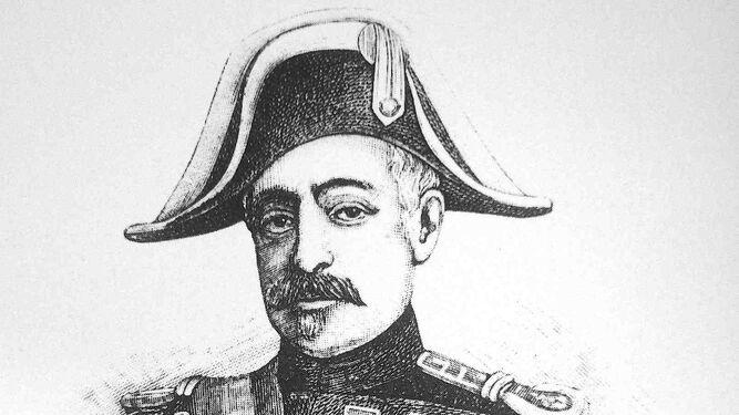 El II Duque de Ahumada, fundador de la Guardia Civil.