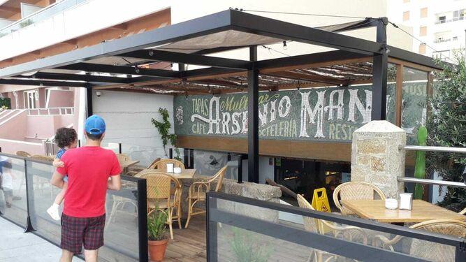 Arsenio Manila Estrena El Nuevo Diseño De Terraza Del Paseo