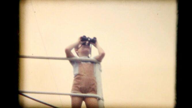 Otro de los fotogramas de 'Negro limbo', el próximo documental del gaditano Lorenzo Benítez.