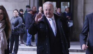 El ex consejero de Empleo Antonio Fernández.