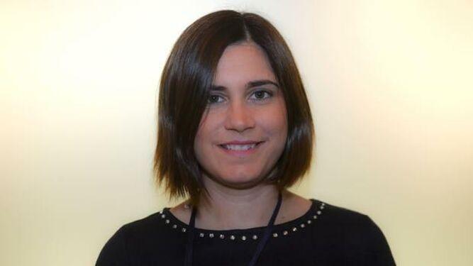 La periodista Nuria Agrafojo.