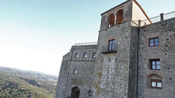 Imagen del Castillo de Castellar.