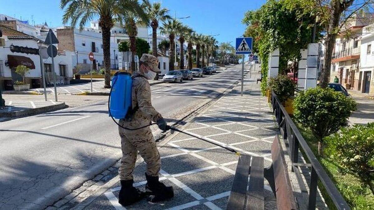 Coronavirus Cádiz: Así está la tasa municipio por municipio en la provincia