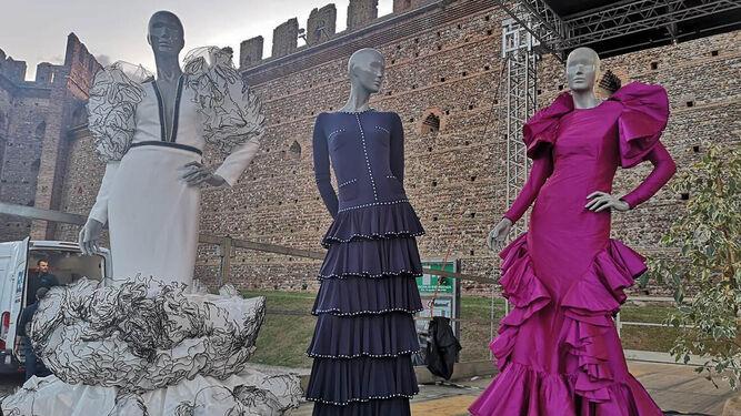 La moda flamenca llega a la Universidad