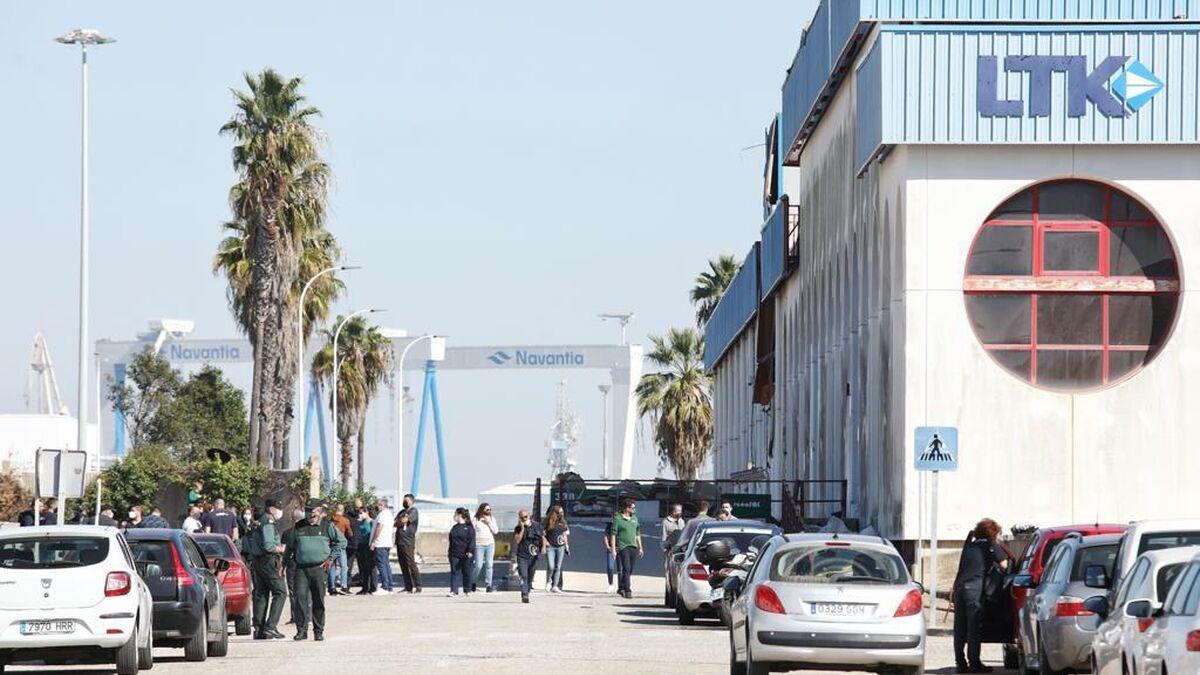 LTK, la empresa logística de Alestis, cerrará su factoría en Cádiz.