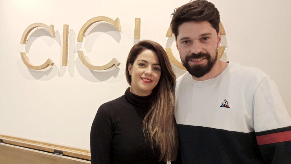 Rocío Maña y Luis Callealta en Ciclo