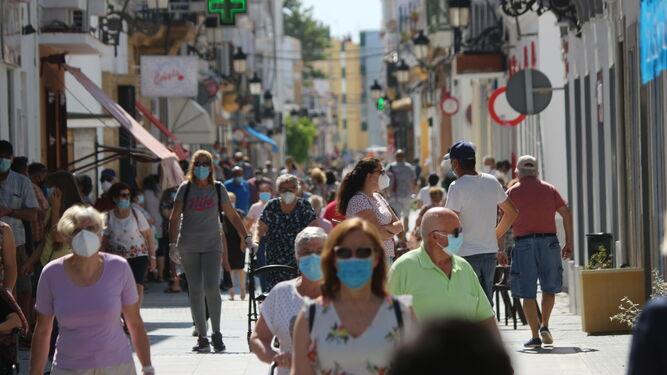 Puerto Real, en riesgo de que la Junta solicite su cierre perimetral en los próximos días