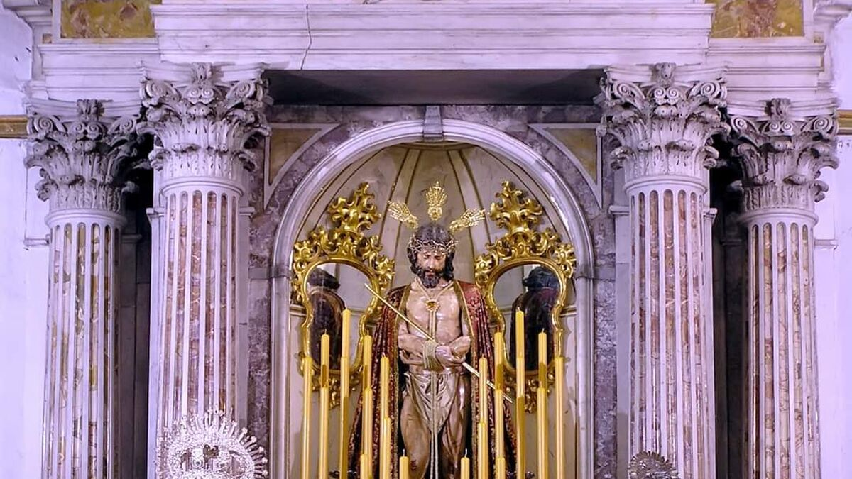 Ecce Homo recupera un quinario realizado por Beato Diego de Cádiz para su titular en el siglo XVIII