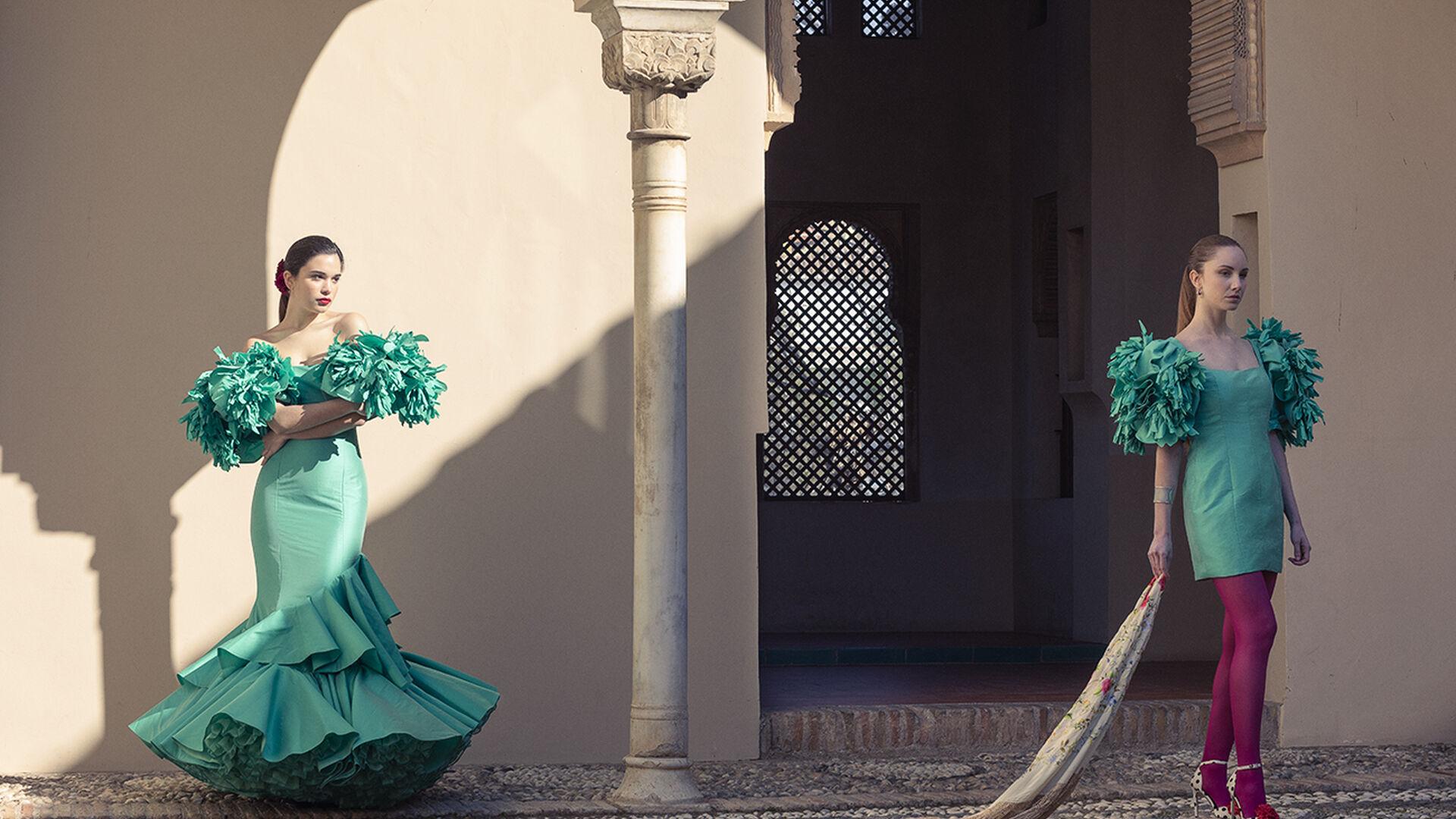 La moda flamenca inspira la nueva...