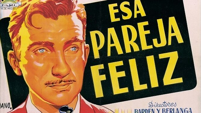 El Puerto se suma al Día del Cine Español con la proyección de la película  'Esa Pareja Feliz'