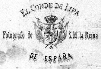 Resultado de imagen de Virgen de la soledad por el Conde de Lipa