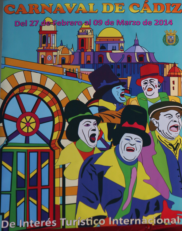 Carnaval El Carnaval 2014 Ya Tiene Su Cartel Anunciador Diario De Cádiz