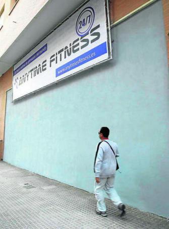 Astilleros contar con un gimnasio que abrir 24 horas for Gimnasio 24 horas