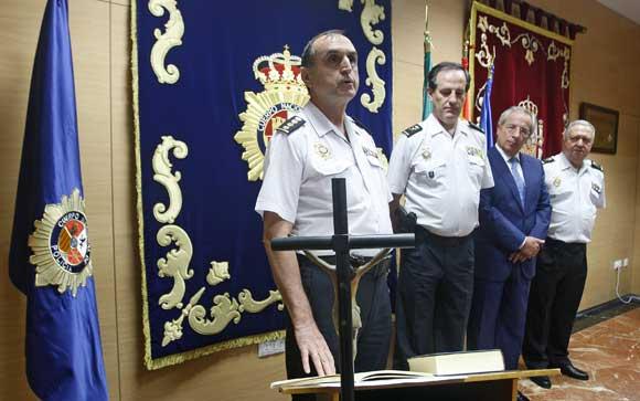Antonio ram rez toma posesi n como nuevo comisario jefe - Policia nacional cadiz ...