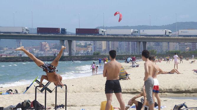 El Rinconcillo, en Algeciras